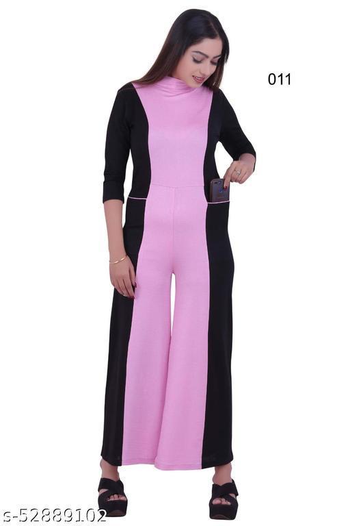asymmetrical jumpsuit