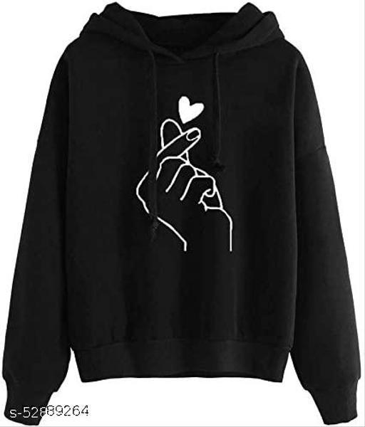 RC Neoen Black Hand Print Sweatshirt