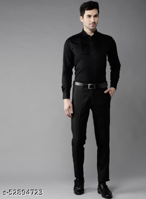 Casual Modern Men Trousers