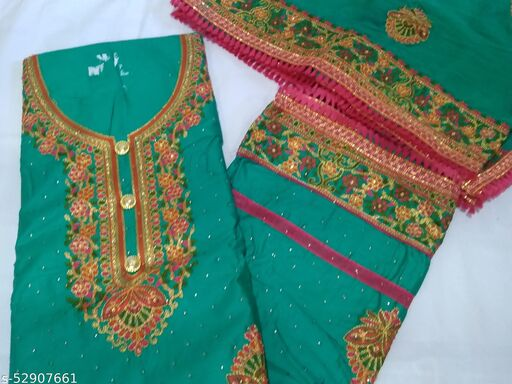 Noon creation dress material