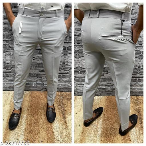 4 way laycra trousers