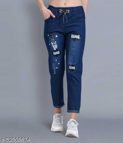 Qitty Grile Jeans