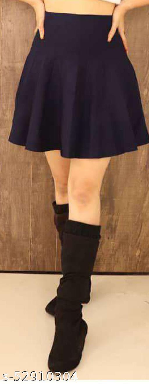 GJ Creation Knitted  Skirt