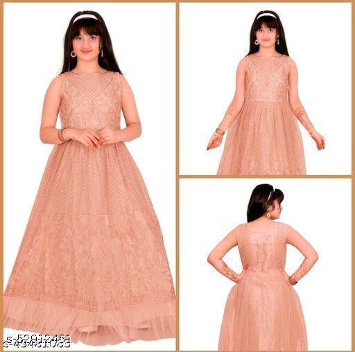 Nimit Fab Flawsome Elegant Girls gown