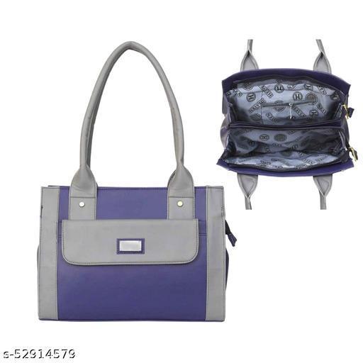 Extant stylish fashion design handbags Shoulder Bags For Women Women Grey, Blue Shoulder Bag - Regular Size