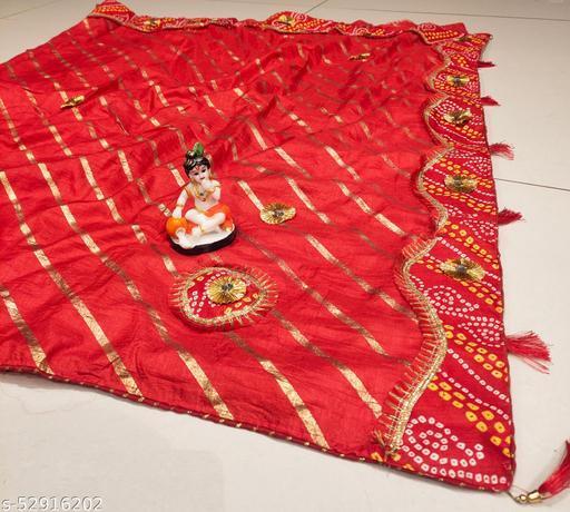 Vaani Gottapati Work Silk Saree With Blouse(Peach)