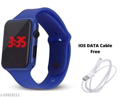 Watch & Data Cable Free