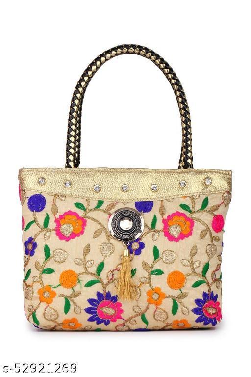 ethnic hand bag