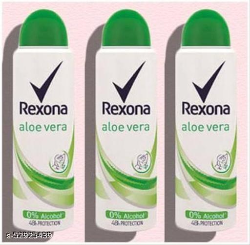 Rexona Aloe Vera Underarm Odour Protection Deo ( pack of 3 ) abd