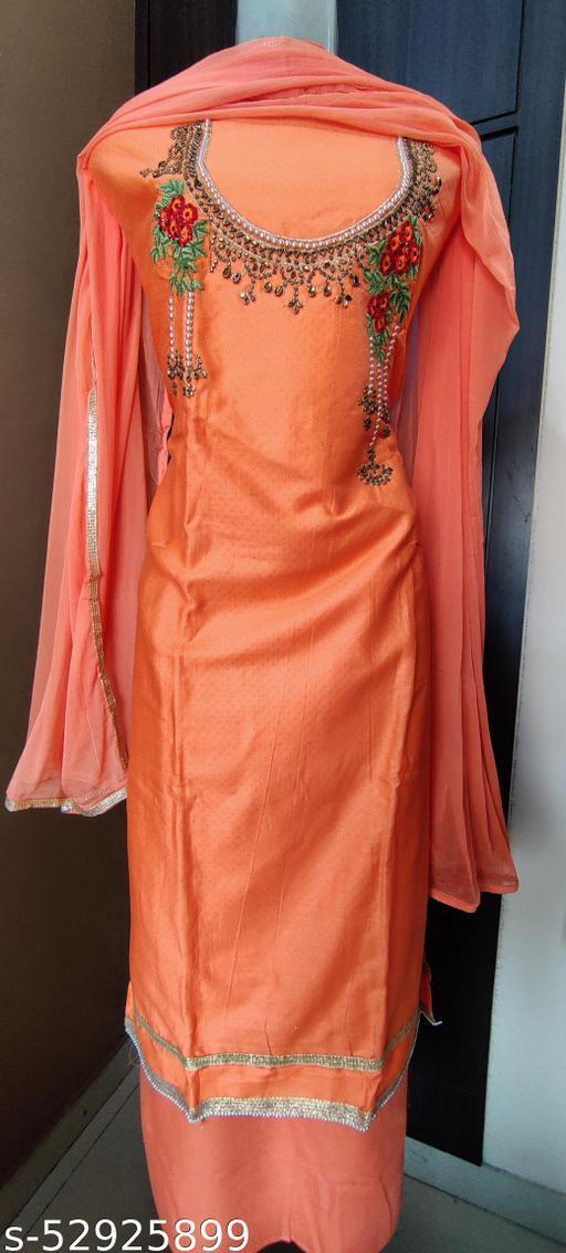Festival wear dress material