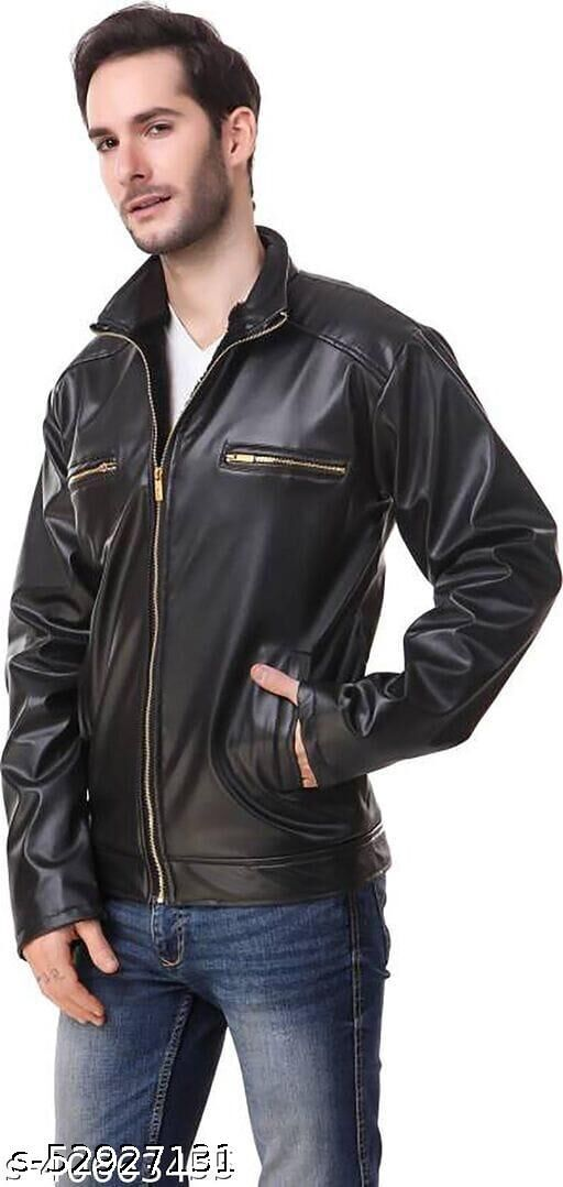 Ladher Black Jackets w1