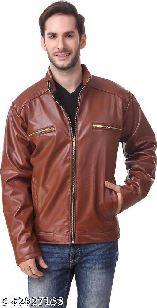Ladher Maroon Jackets w3
