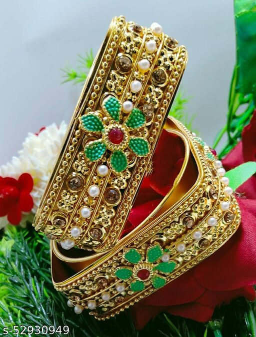 Gyaan Jewels Bangle (patala) for women