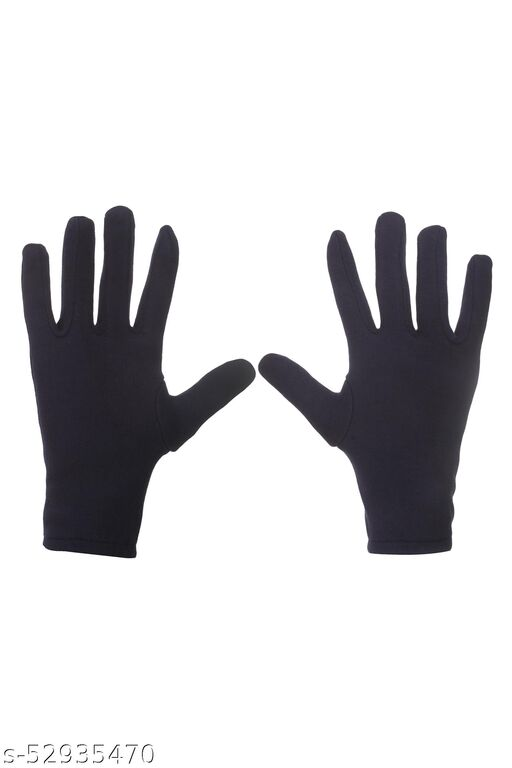 unisex Cotton Gloves Pack of 2 Pair