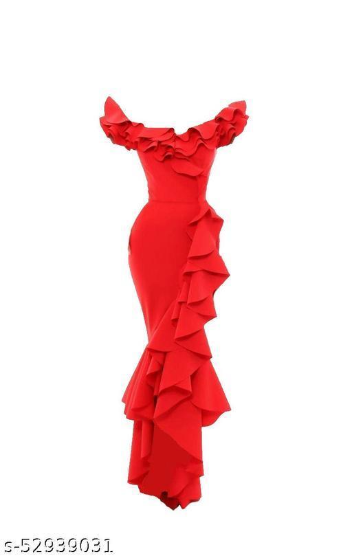 Urbane Partywear Women Gowns
