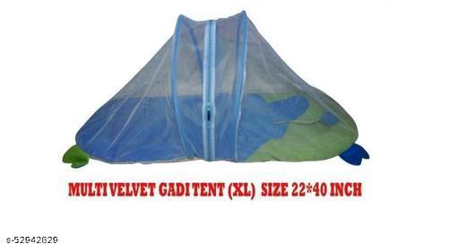 Baby Velvet Net Bed