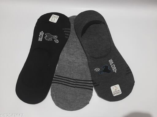 unisex trendy loafer socks