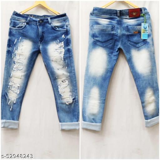 Casual Fashionista Men Jeans