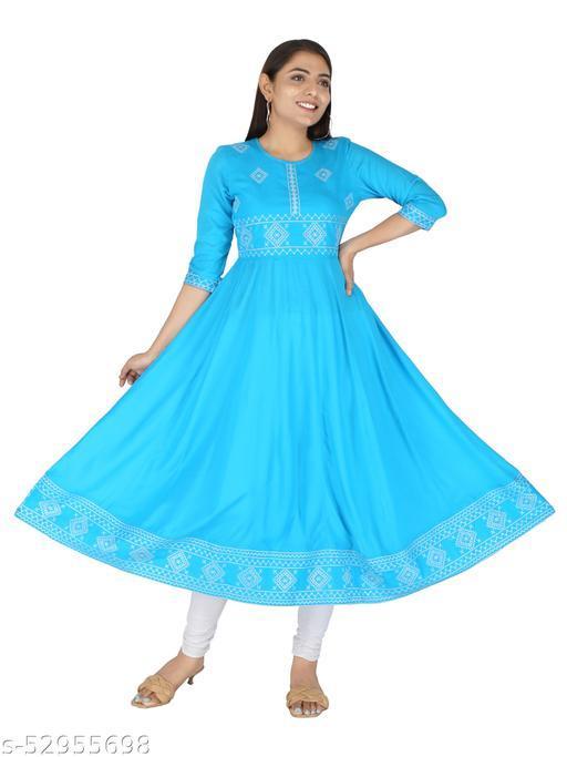 Gown Kurta
