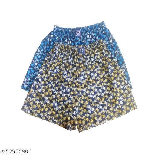 Super 100%cotton boxer shorts