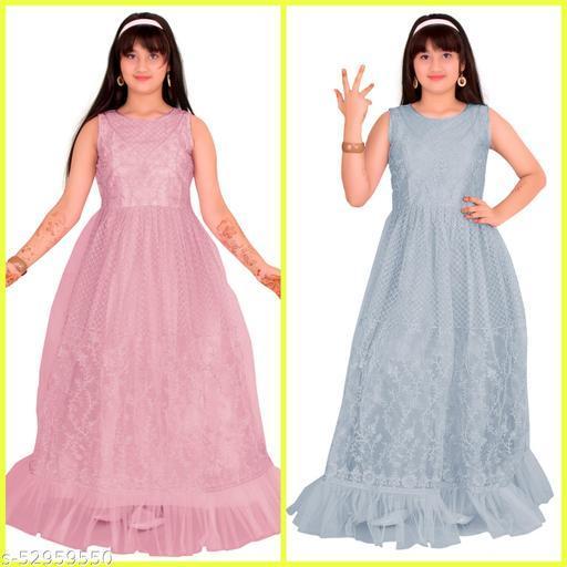 pretty girls gown hit