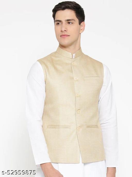 Classic Fashionable Men ethnic jacket