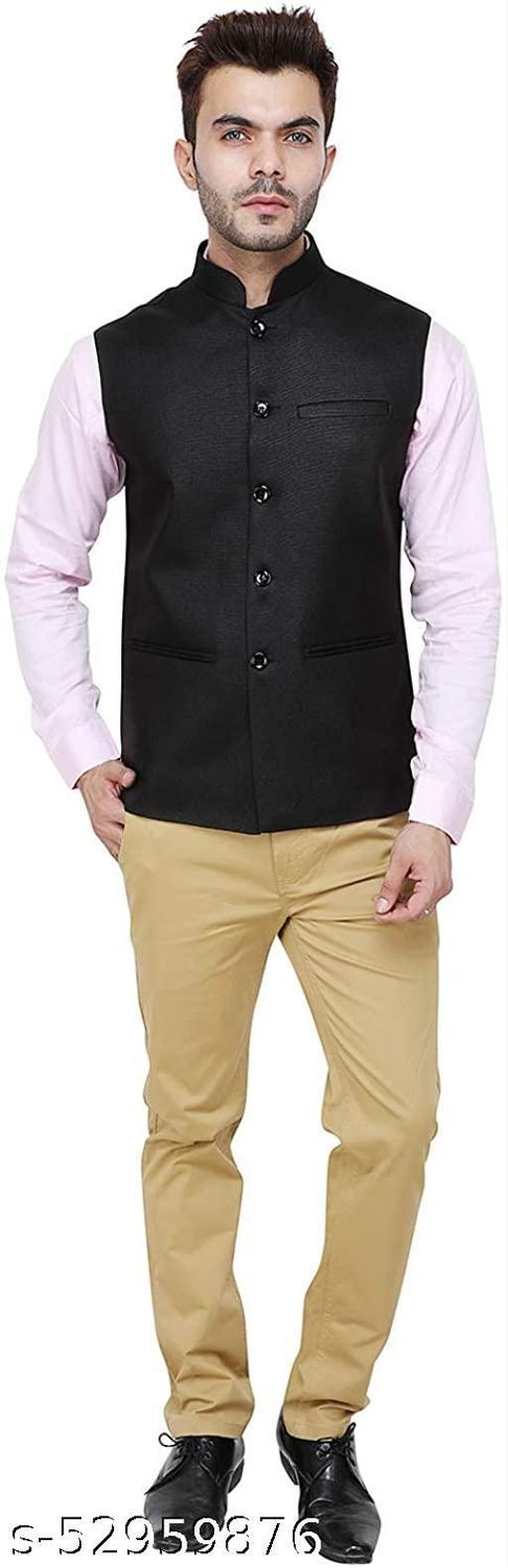 Trendy Fabulous Men ethnic jacket