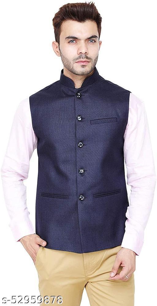 Trendy Graceful Men ethnic jacket