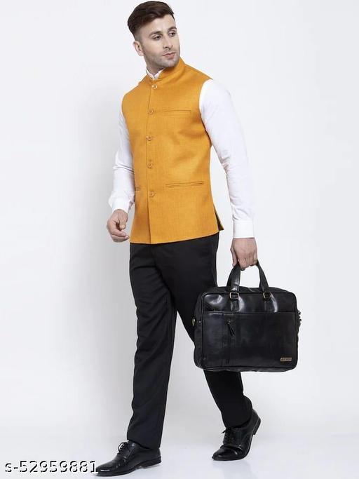 Fancy Sensational Men ethnic jacket