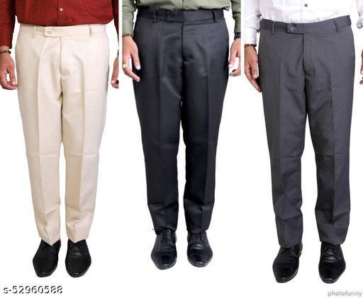 Elegant Unique Men Trousers