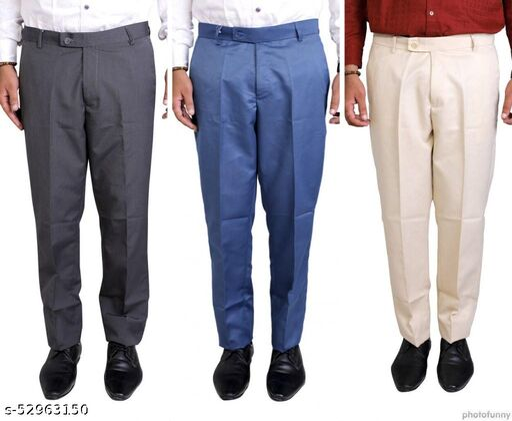 Gorgeous Latest Men Trousers
