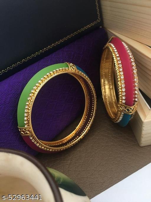 Trendy Beautiful Bangles for Women