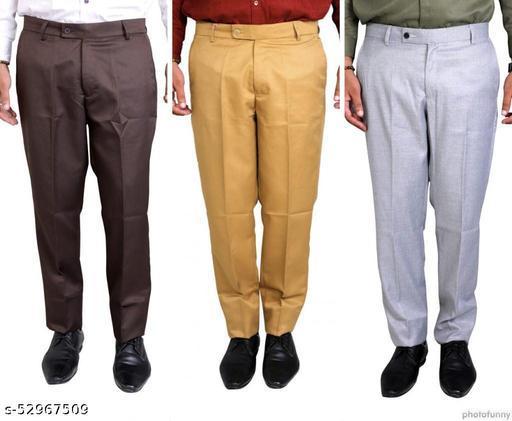 Stylish Fashionista Men Trousers