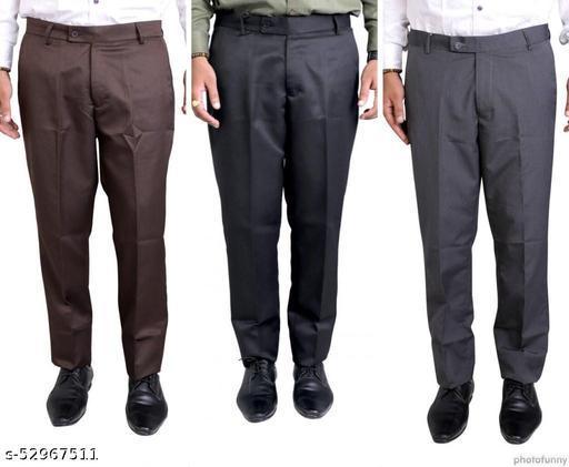 Fancy Trendy Men Trousers