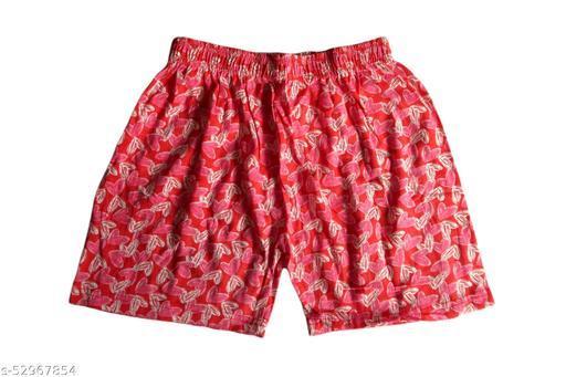 Women's Comfortable Printed Shorts SN08
