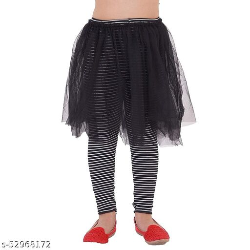Trendy girls casual and party wear skirt jegging