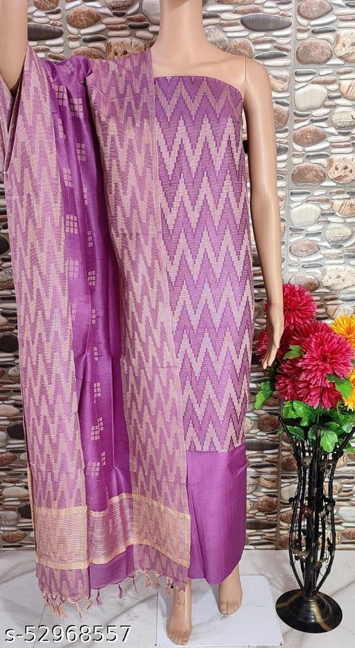 KHADI SILK  Kurti Fabrics