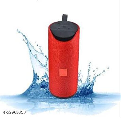 Good quality sound bluetooth Speaker 01 piece (TG-113, Red)