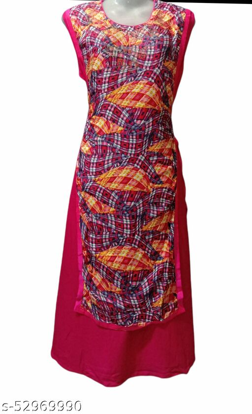 women cotton gown