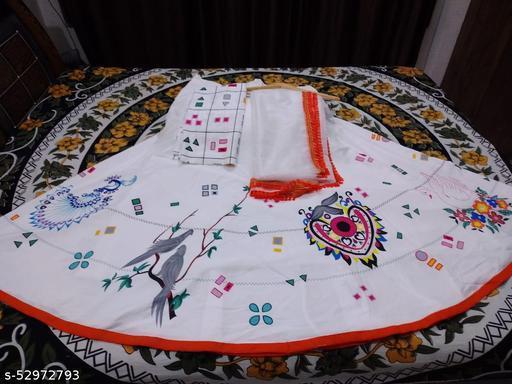 Abhisarika Voguish Women Lehenga