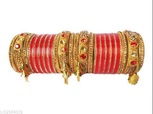 Designer Chura Bridal Dulhan Punjabi Choora Fashion Jewellery Chuda Set