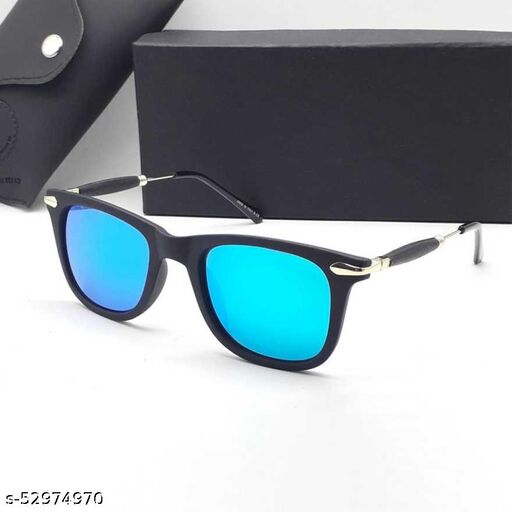 UV Protection, UV Protection Retro Square Sunglasses (60)(For Men & Women,)