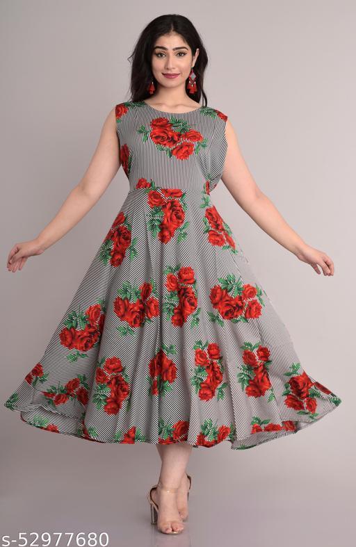 BCH CREPE PRINTED SHORT DRESS