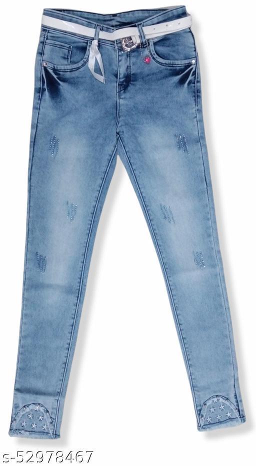 Girl Denim Jeans