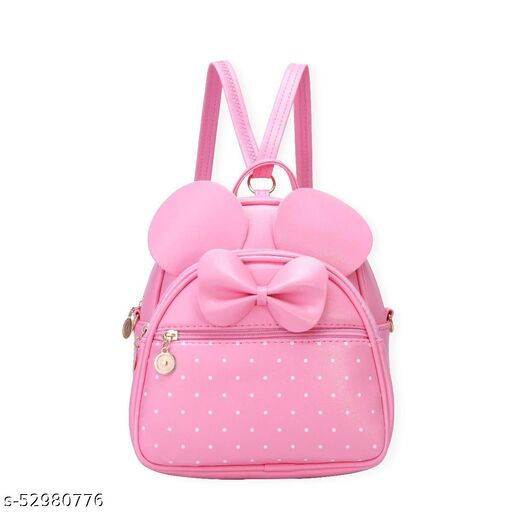 Royal Mart Trendy Fully Fshion Combo Fancy Stylies Cream BackPack
