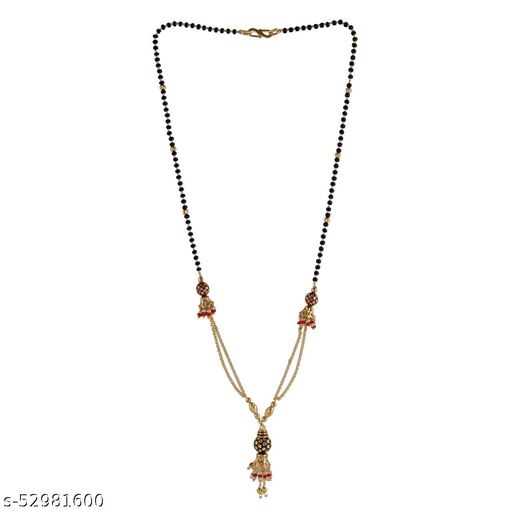 Traditional Gold Plated Mangal sutra