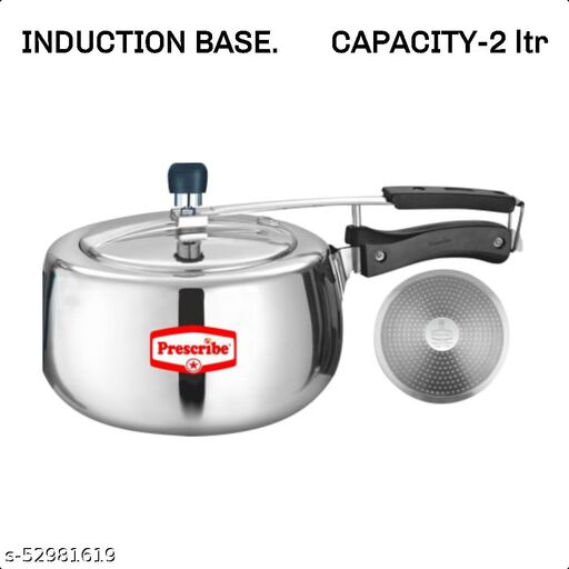 Prescribe Contura 2 Ltd Induction base Pressure Cooker