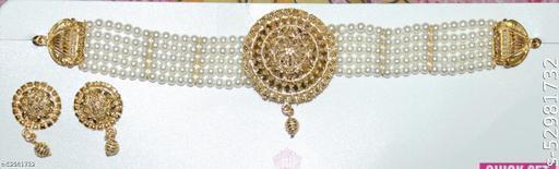 Elite Charming Women jewelley set