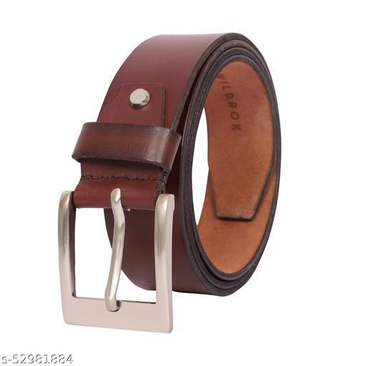 Wildrok Genuine Leather Belt for Men