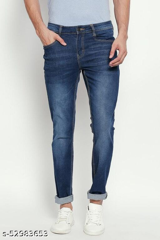 Fashionable Unique Men Jeans